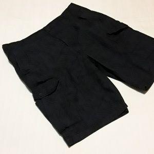 Old Navy Men's Leaf Print Cargo shorts 36